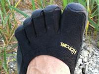 horma zapatilla minimalista Five Fingers Classic