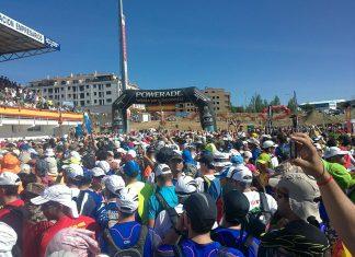 participantes ultra 101 km Ronda