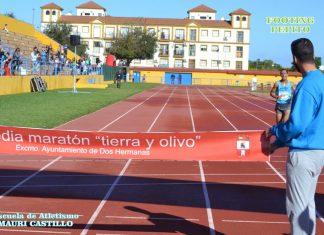 Media Maraton Tierra y Olivo 2014