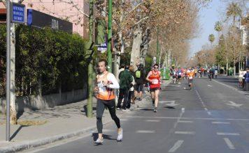 Maraton Sevilla FiveFingers Bikila